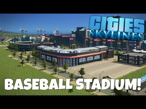 Big Profit & New Baseball Stadium! - Cities Skylines Gameplay - EP 22