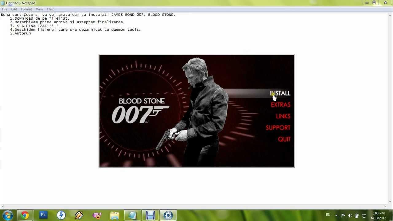 James Bond Blood Stone RePack 2010 PC Iso