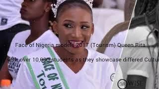 Face of Nigeria models 2017 (Tourism) Queen Rita ..