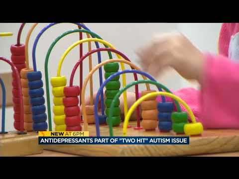 Study Ties Antidepressant Use within Pregnancy to Autism Risk in Boys