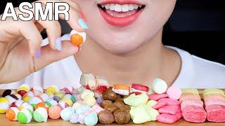 ASMR Freeze Dried Candy (Skitt…
