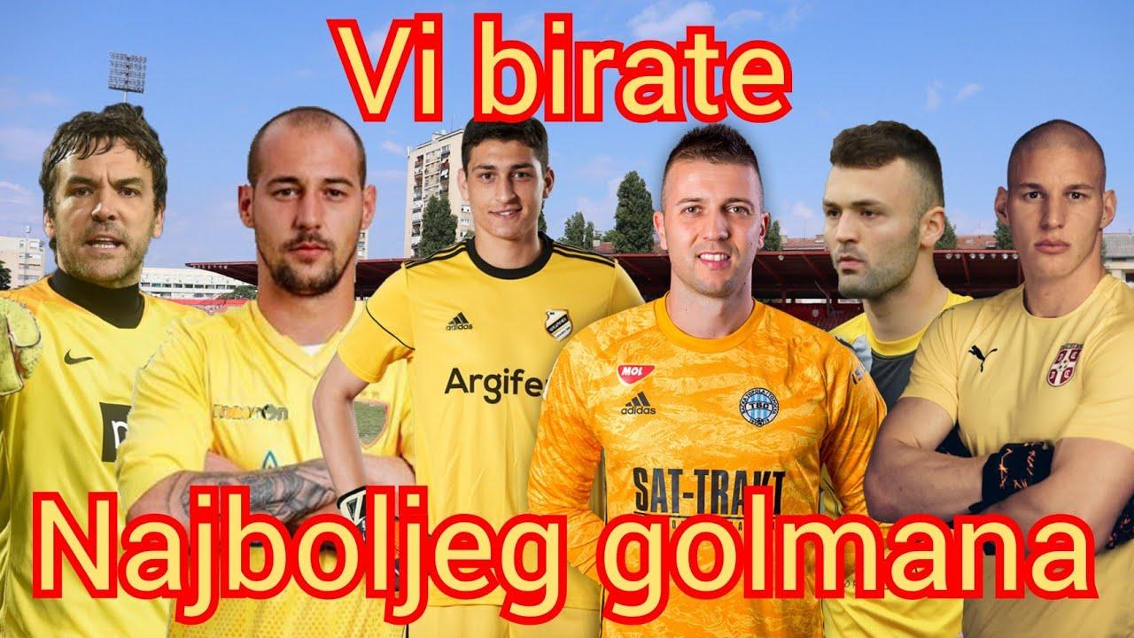 Najbolji GOLMAN Srbije ☆ Vi birate ☆ Super liga Srbije