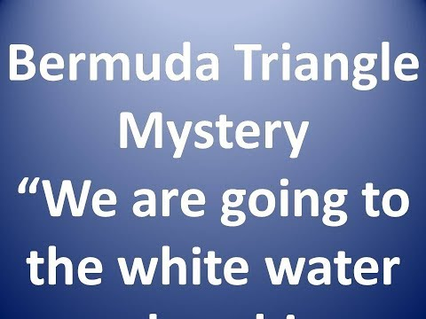 mystery which is unsolved |mystery of bermuda triangle| |bermuda triangle|