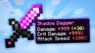The Strongest Sword Ever (Hypixel Skyblock)