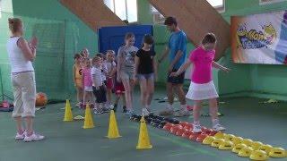 Большой теннис для детей в Ростове -на -Дону.