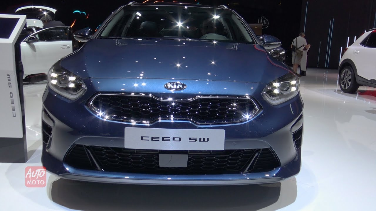 2020 Kia Ceed Sw Exterior And Interior Debut At Geneva Motor Show 2019 Youtube