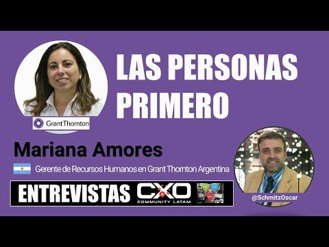 🎙️ Entrevista Mariana Amores 💪 Las personas primero 🚀