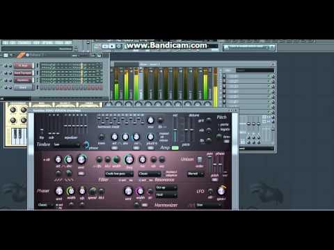 Fl studio Tutorial: Calvin Harris & Alesso ft. Hurst Under Control
