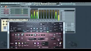 Fl studio Tutorial: Calvin Harris & Alesso ft. Hurst Under Control Mp3