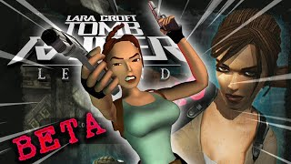 🎵 Unused Soundtrack and Comparison with TR3 (Tomb Raider Legend Beta)