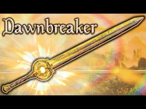 Skyrim SE - Dawnbreaker - Weapon Guide