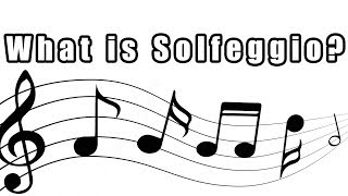 What is Solfeggio? Music Theory Lessons - Robert Estrin