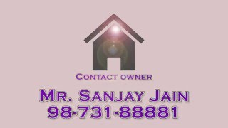 2 BHK Designer Apartment for Sale in West Mukherjee Nagar, Delhi