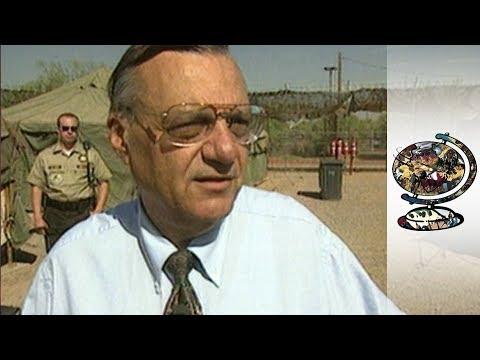 Investigating Sheriff Joe Arpaio's 'Tent City'