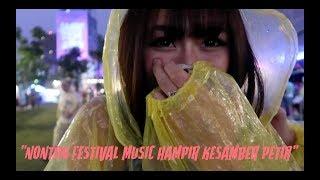 """NONTON FESTIVAL MUSIC HAMPIR KESAMBER PETIR"""