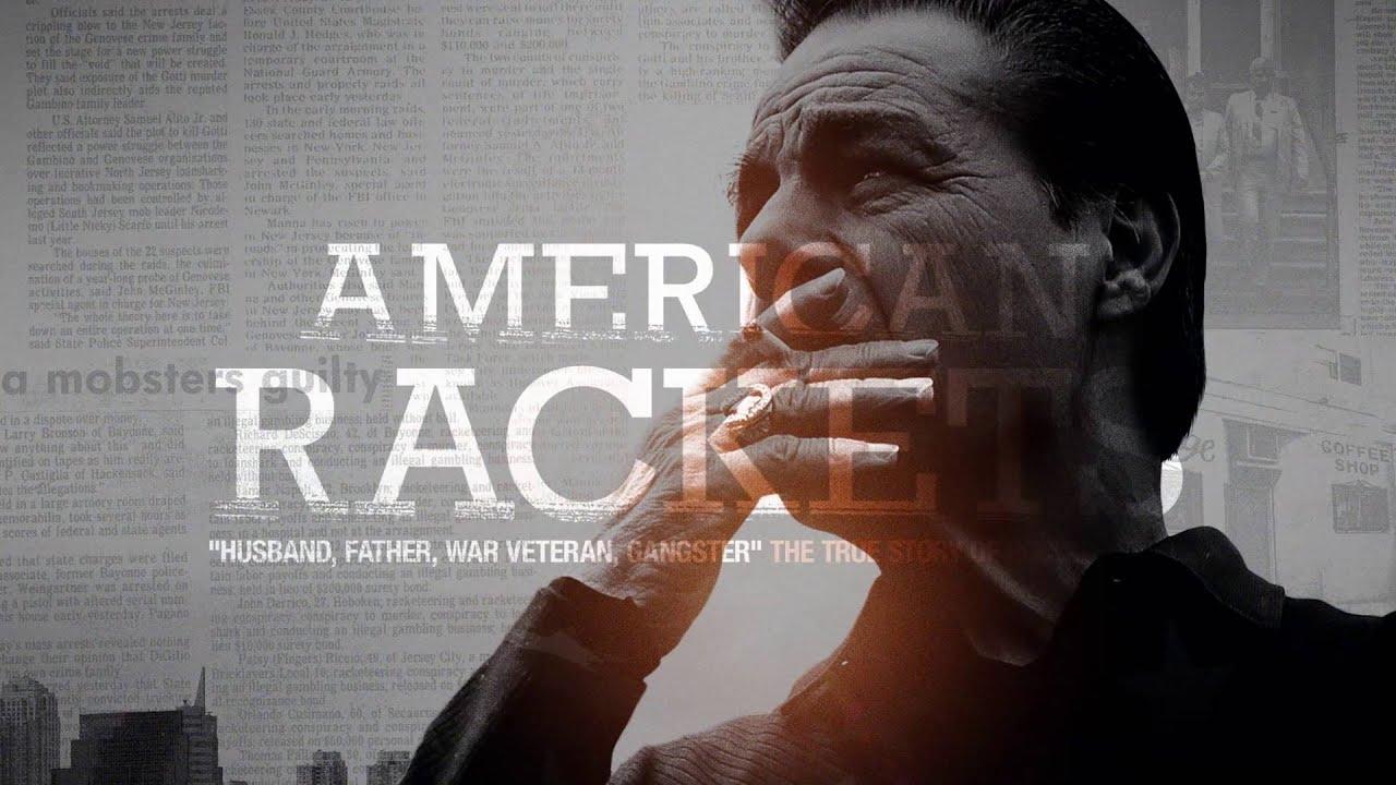 American Rackets: Teaser trailer