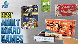 10 Best Adult Board Games 2018