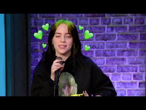 Billie Eilish и Finneas O'Connell о своей популярности на русском языке [Перевод и озвучка Darya Mo]