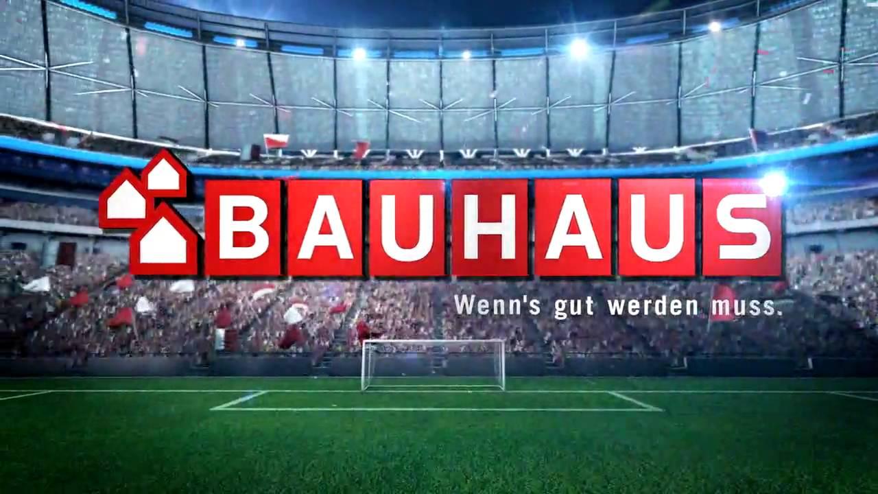 Bauhaus Fussball Wm Presenter 2010