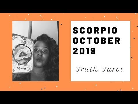 Scorpio October 2019~ITS A BEAUTIFUL LIFE!! SUPERSTAR LIFESTYLE