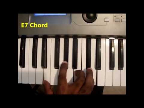 Piano piano chords e7 : How To Play E7 Chord (E Dominant Seventh, Edom7) On Piano ...