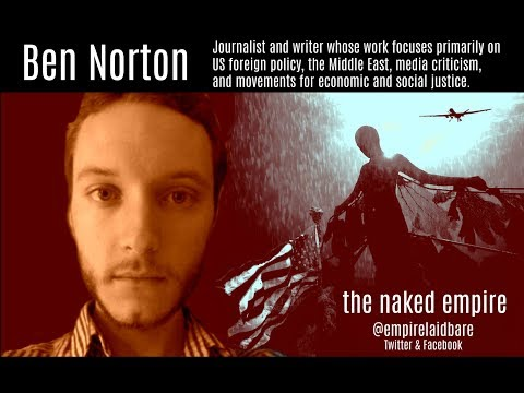 Journalist Ben Norton on the Middle East, Russia, DPRK, China & US Imperialism
