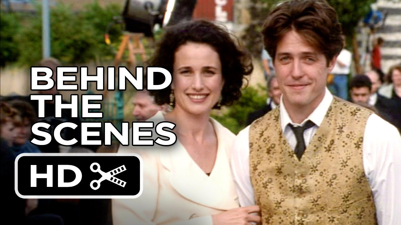 Four Weddings And A Funeral Behind The Scenes