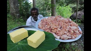 15 KG Butter CHICKEN Recipe prepared by my Daddy ARUMUGAM / Village food factory thumbnail