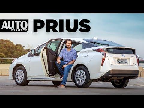 Toyota Prius: está na hora de ter um carro híbrido no Brasil?