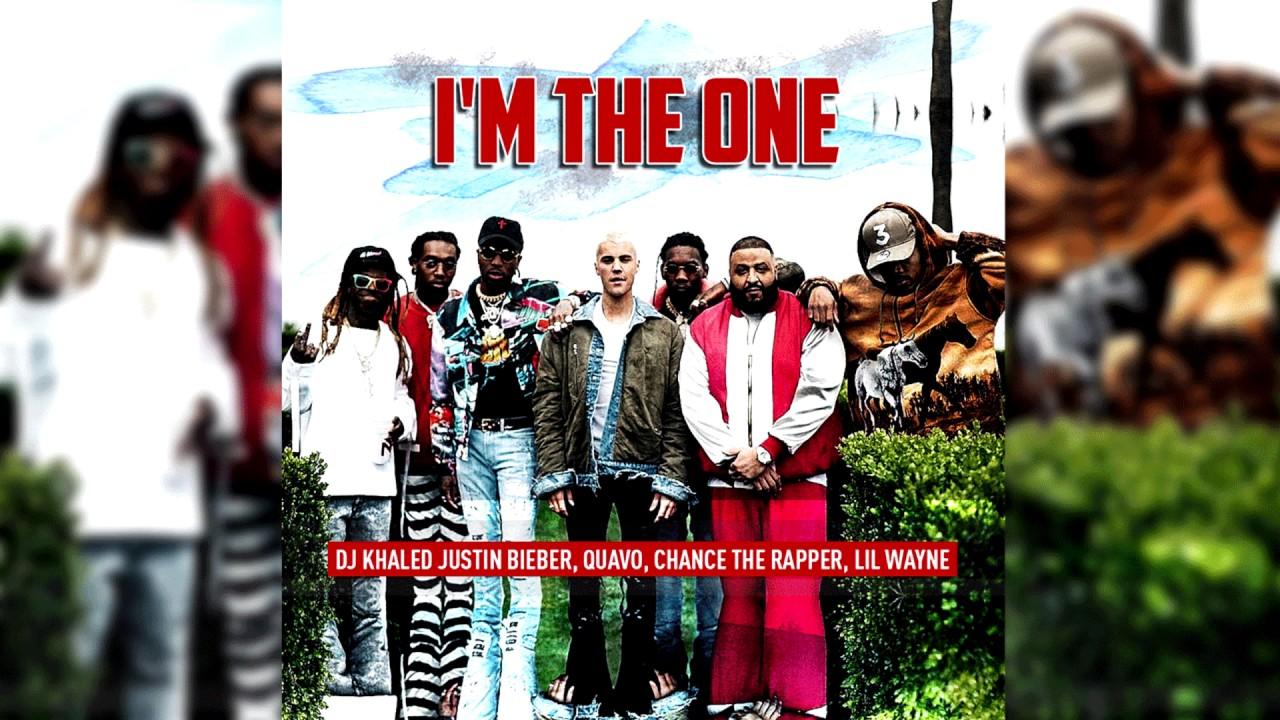 Dj Khaled Im The One Ft Justin Bieber Quavo Chance The Rapper Lil Wayne Audio