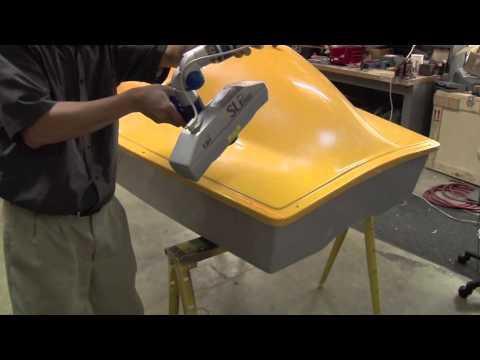 3D Marine Scanning - Scanning a Watercraft