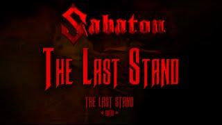 Repeat youtube video Sabaton - The Last Stand (Lyrics English & Deutsch)