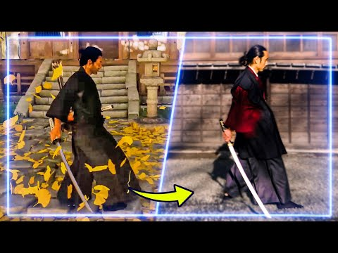 Japanese Sword Experts RECREATE moves from Ghost of Tsushima | Experts Try