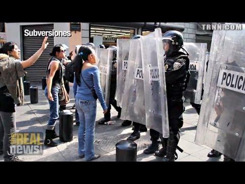 Activistas piden que el presidente de México se haga responsable por la muerte de manifestantes