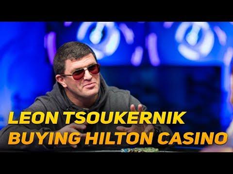 Leon Tsoukernik Buying Hilton Casino In Prague