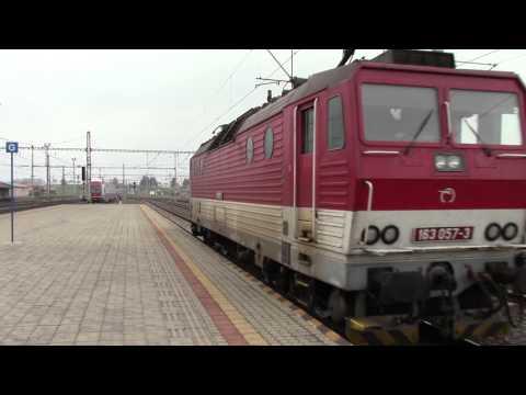 Vlaky Poprad