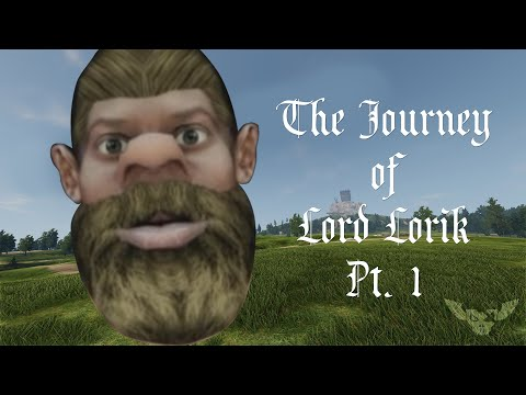 RoK: The Journey of Lord Lorik - Part 1 - THE ARRIVAL
