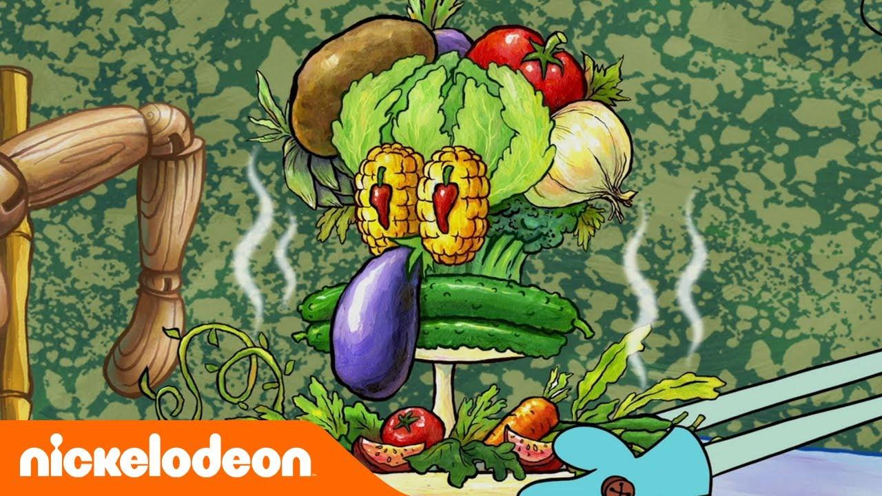 SpongeBob con Generazione Blu | Ep. 2: Il cibo del mare | Nickelodeon Italia