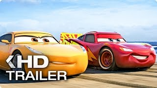 Search for CARS 3 ALL Trailer & Clips (2017)