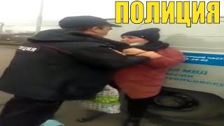 Фото Полиция Прокопьевск нападение на женщину