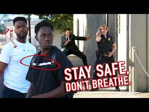 Stay Safe, Don't Breathe