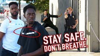 Stay Safe, Don