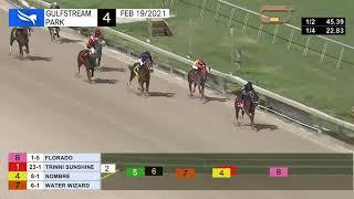 Vidéo de la course PMU MAIDEN CLAIMING 1300M