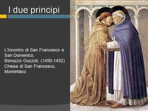 La Divina Commedia, Paradiso, canto undicesimo, vv. 1-48