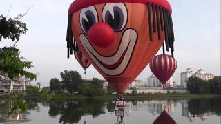 5th Putrajaya Hot Air Balloon Fiesta 2013 (Part 2)