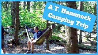 Hammock Camping on tнe A.T.