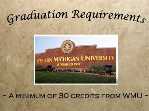 WMU College Of Arts And Sciences Graduation Requirements