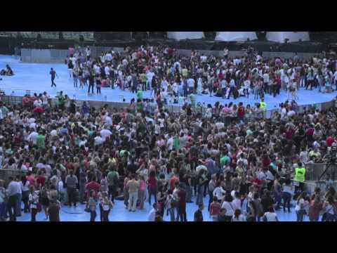La Música No Se Toca (En Vivo) - Alejandro Sanz - Teaser 2