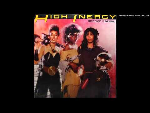 High Inergy With Smokey Robinson - Just A Touch Away