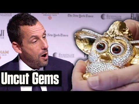 Adam Sandler & Uncut Gems Directors Talk Diamond Furby & The Best Scene Being Cut From Film